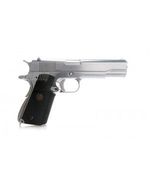 Colt 1911 Silver WE