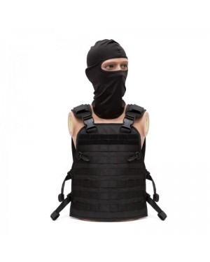 Black Tactical Pro Vest